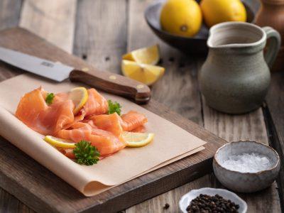 Oak Smoked Salmon