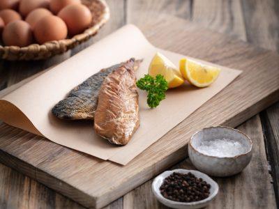 Traditional Smoked Fish