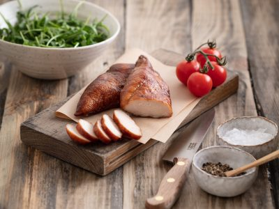 Oak Smoked Poultry and Game
