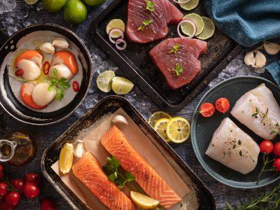 Fresh and Frozen Fish and Shellfish
